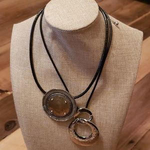 Two CHICO'S  Necklaces